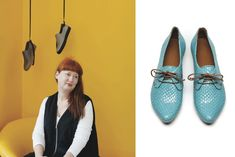 Shoe designer Tracey Neuls on work and life - The Early Hour