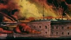 PBS video of the firing on Fort Sumter, which began the Civil War in 1861, when LITTLE WOMEN by Louisa May Alcott opens. For a free template and one-stop lesson prep (hands-on projects, multisensory activities, and lots more), visit https://litwits.com/little-women/