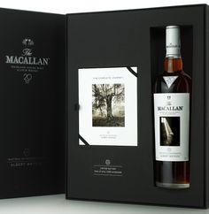 Macallan Albert Watson Edition