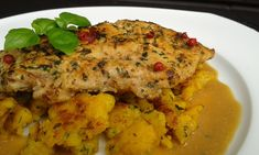Risotto, Cauliflower, Meat, Chicken, Vegetables, Ethnic Recipes, Foods, Cooking, Food Food