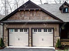double garage - Google Search