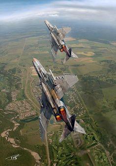 F-4 Phantom II -- LOVE this aircraft!