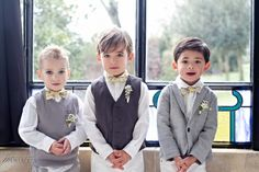 options for the ring bearer...