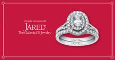 Win a $300 Jared® The Galleria Of Jewelry Gift Card! (10 Winners)