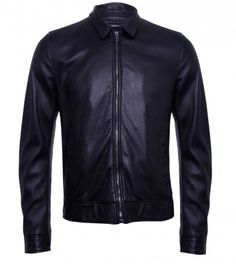 Dolce and Gabanna Leather Jacket - One word ..... classic!
