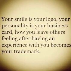 This is so true  I have been lucky enough that pretty much all the amazing people who I have met that I looked up to have been lovely & friendly. But there was 1 fitness celebrity that I met who did not leave a good first impression & it automatically changed my opinion of them. What does your smile, personality & first impression say about you? ❤️ #firstimpressionslast #firstimpressions #personality #befriendly #stayhumble #smile #motivation #inspiration #fitness #fitgirls #fitchicks...