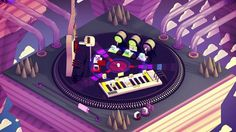 """MTV Days Festival & Conference"" aims to make the public audience the core pratagonist of an innovative and unique event in Italy. A direct relationship with the music and its stars. A real MUSIC FESTIVAL to be held for three days in the city of Turin.  Design, 3D, Animation : Cristian Acquaro Creative Direction: Lorenzo Banal Art Direction: Luca Dusio Sound Effects: Stefano Breda"