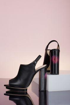 Christopher Kane Ankle Strap Heels - WOMEN - SALE - Christopher Kane - OPENING CEREMONY
