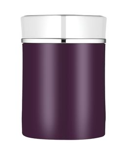 """A stainless steel container for hot or cold foods - lightweight, fully insulated and durable…unfortunately, we also know that portable for some kids (and adults!) also means """"lose-able and leave-able,"""" so label it well."""