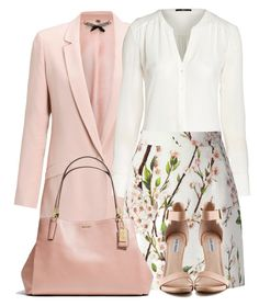 """""""Spring time:)"""" by lisamichele-cdxci ❤ liked on Polyvore"""