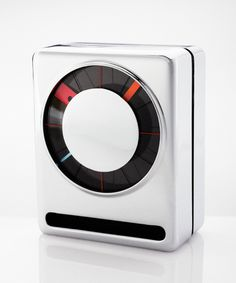 design-photographs: Richard Sapper Clock - Austin Calhoon