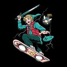 Cloud City 7 PokeOcarine Legend of Zelda Womens Sweatshirt