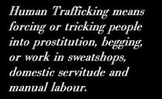 stop human trafficking - Google Search