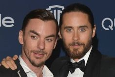 Jared Leto Those who only know the Oscar-winning actor, Jared Leto, for his movies may not know about his brother, Shannon.