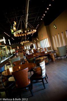 Beautiful modern Kansas City Wedding Reception Venue The Darkhorse Distillery
