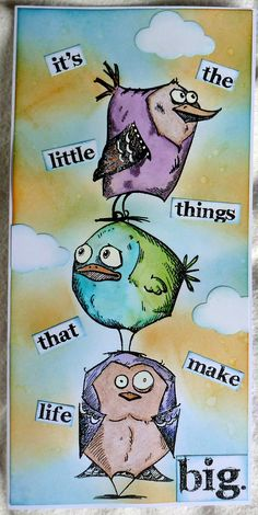 Bird Crazy by Tim Holtz
