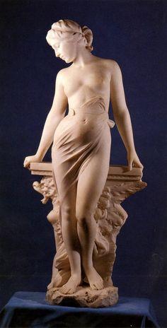 female nude, rocco milanese