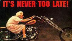 Niciodata nu e prea tarziu #nevertoolate http://cristianfertea.ro/solutii-pentru-dezvoltare-personala/ingredientele-succesului-2/
