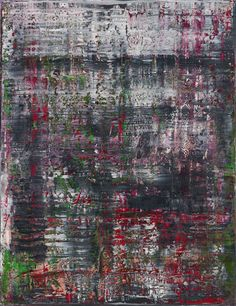 For Years, Gerhard Richter Has Plumbed the Depths of the German Soul in Increasingly Abstract Ways. See His Trajectory Here Gerhard Richter, What Is Contemporary Art, Modern Art, Contemporary Paintings, Museum Exhibition, Art Museum, New York Times, Popular Paintings, Abstract Pictures
