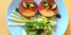 we love food! and angry birds. Dinners For Kids, Kids Meals, Cute Food, Good Food, Funny Food, Food Art For Kids, Childrens Meals, Edible Food, How To Eat Better