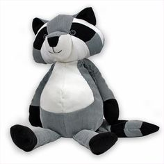 Folksy Forester Racoon