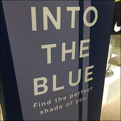 Into-The-Blue Suit Visual Merchandising Retail Fixtures, Store Fixtures, Hang Tags, Visual Merchandising, Suits, Blue, Color, Colour, Outfits