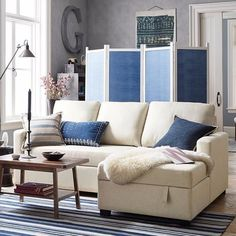 Pottery Barn Small Space Collection