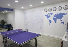 Comment décorer les bureaux d'une start-up de 30 salariés ? L'exemple de la société Holidog