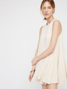 FP Beach Melanie Mini Dress at Free People Clothing Boutique