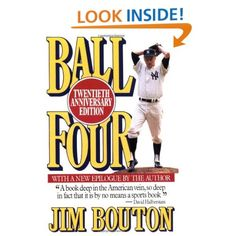 Ball Four: Jim Bouton: 9780020306658: Amazon.com: Books