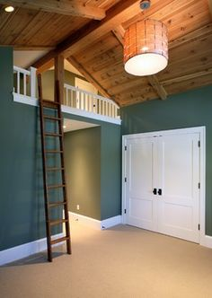 Kids Bedroom Lofts Design Ideas, Pictures, Remodel, and Decor