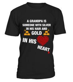 Grandpa Shirt heart Grandpa Grandparents T Shirt   Funny best grandpa T-shirt, Best best grandpa T-shirt