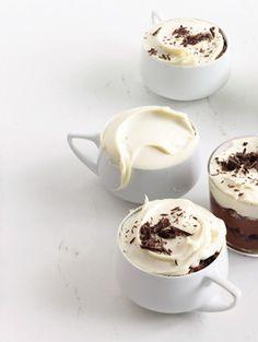 Chocolate Tiramisu Recipe | Epicurious.com