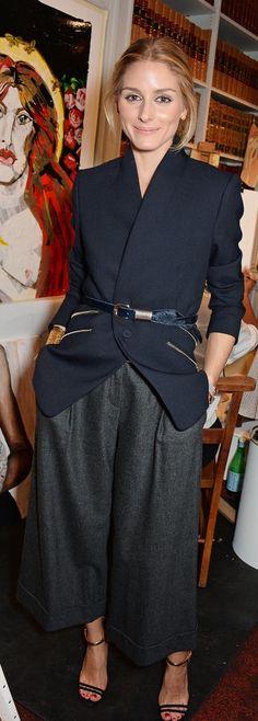 Olivia Palermo cinturón