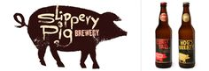 Slippery Pig Brewery Logo