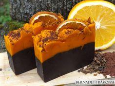 Goatmilk Cocoa-Orange Soap