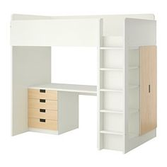 Hoogslaper & Stapelbed - IKEA