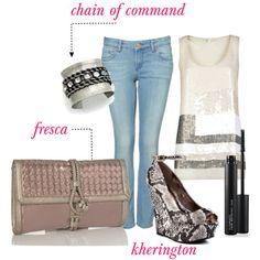 Fresca clutch #handbags