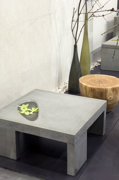 Concrete table | X-PO Design