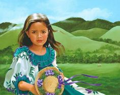 'Waimea Greens' by Mary Koski (American) Art Pictures, Photos, Polynesian Art, Hawaiian Art, Tropical Art, Island Girl, Big Island, Beautiful Paintings, American Artists