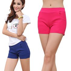 Come catch these new threads before others do 2016 Summer Cotto... Come get it today! http://dreamsupplycompany.com/products/2016-summer-cotton-high-waist-pocket-design-shorts?utm_campaign=social_autopilot&utm_source=pin&utm_medium=pin