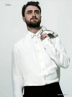 Daniel Radcliffe by Robert Wunsch for GQ Style Brasil Summer 2017
