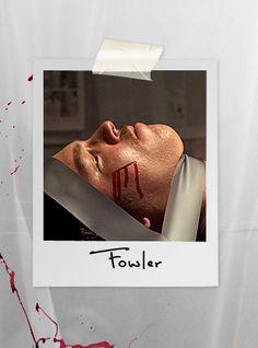 Boyd Fowler - Dexter S5