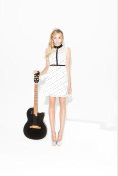 Erin Fetherston Spring 2013 Ready-to-Wear Fashion Show - Alexandra McDermott