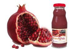 granavida zumo natural de granada