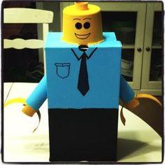 surprise lego poppetje