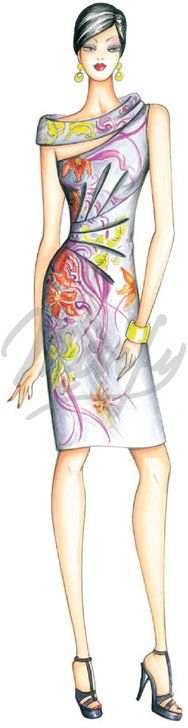 Marfy sewing pattern 2846