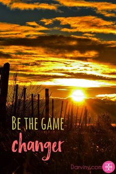Be the game changer #bethegame #changer #inspiration #dailyinspiration #inspiringquotes #motivationalquotes #beinspired #quotes #memes  Download your FREE eBook copy on My guide to feeling Beautiful: https://beautiful.darviny.com