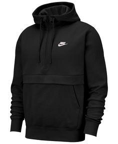 Nike Clothes Mens, Simple Street Style, Nike Hoodie, Hoody, Mens Activewear, Nike Outfits, Sport Wear, Nike Sportswear, Black Hoodie