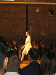 Yigal Arzouel Fashion Show via genevievehelene.com